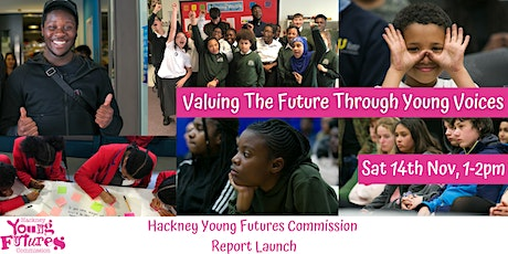 HYFC Report Launch: Valuing The Future Through Young Voices tickets