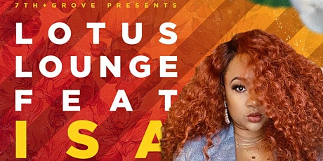 Lotus Lounge presents ISA tickets
