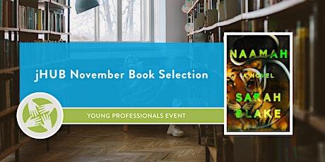 jHUB Book Club: November tickets