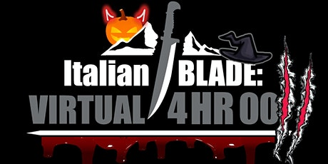 Italian BLADE: VIRTUAL 4HR 002 - Halloween Edition biglietti
