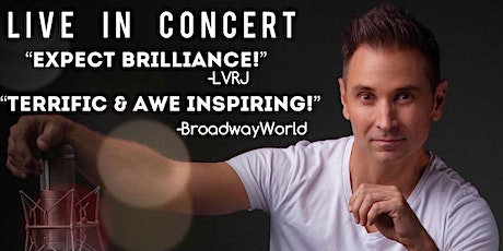The Vegas Room presents TRAVIS CLOER - BROADWAY & MORE! tickets