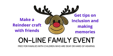 MNHV Online Family Event: Holiday Fun & Crafts tickets