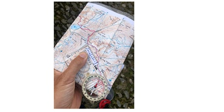 Map Reading and Navigation Essentials for Hikers Online Masterclass tickets