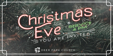 Christmas Eve Service (4:00pm) tickets