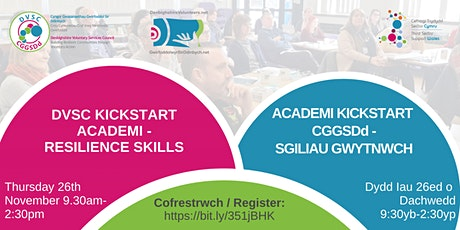 Kickstart Academi - Resilience skills/Academi Kickstart - Sgiliau Gwytnwch