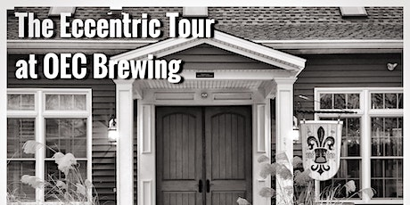 OEC Brewing & B. United Int Presents: The Eccentric Tour Sat June 26th tickets