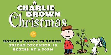 Holiday Drive In Series: A Charlie Brown Christmas tickets