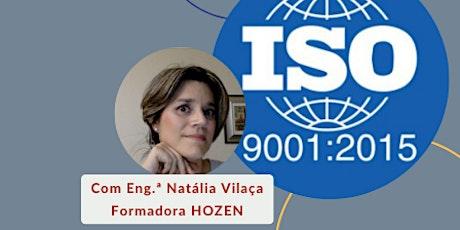 NP EN ISO 9001:2015 Como implementar ingressos