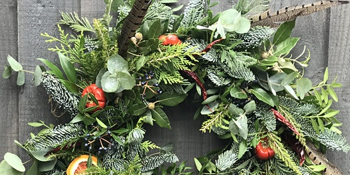Christmas Luxury Wreath Workshop