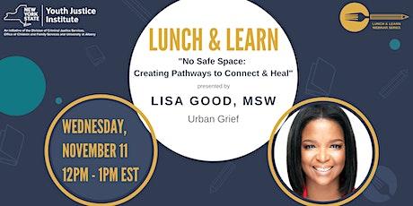 YJI Lunch & Learn Webinar with Lisa Good tickets