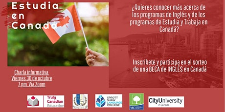 INFORMACIÓN DE PROGRAMAS DE ESTUDIO EN CANADÁ entradas