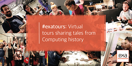 #exatours: Information Age Gallery 6th Birthday. 4Nov20 tickets