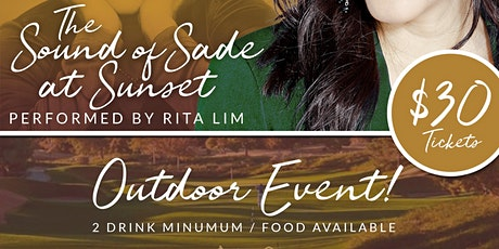 "Rita Lim ""Thankful""  Concert.. The Sound Of Sade tickets"