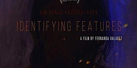 """Ciclo de cine: TRASLADOS Proyección: """"Sin señas particulares"""" entradas"""