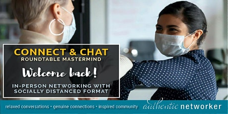 """""""Connect and Chat"""" Rochester Business Networking Reimagined tickets"""