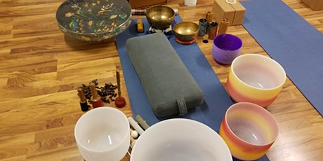 Sound Bath Meditation and Intuitive Soulful Journey tickets