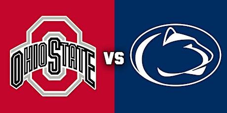Ohio State Buckeyes vs Penn State  Watch Party at Nashville Underground tickets