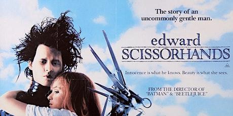 EDWARD SCISSORHANDS - Movies In Your Car PHOENIX - $19 Per Car tickets