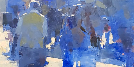 Patrick Lee-How I Paint – Interaction, Idea, and Process tickets