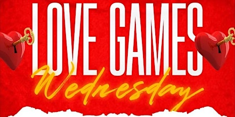 LOVE GAMES {R&B GAME NIGHT} HAPPY HOUR tickets