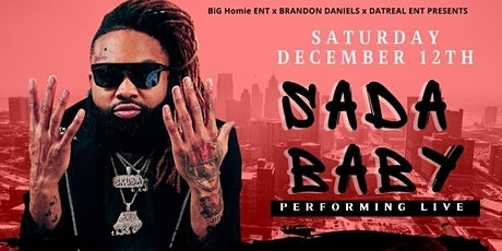 Sada Baby tickets