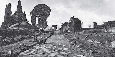 """Tra storia e leggenda: """"anime inquiete"""" al V miglio dell'Appia Antica biglietti"""
