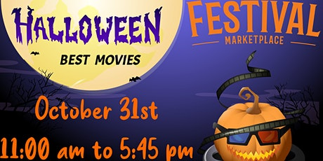 Halloween Movie Marathon tickets
