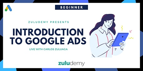 Introduction to Google Ads for Small Business tickets