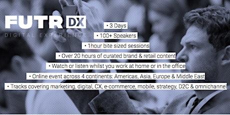 FUTR Digital Experience 2020 tickets