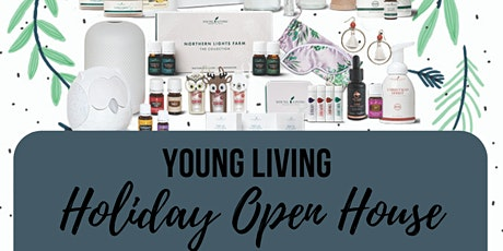 Young Living Holiday Product Preview and Open House tickets