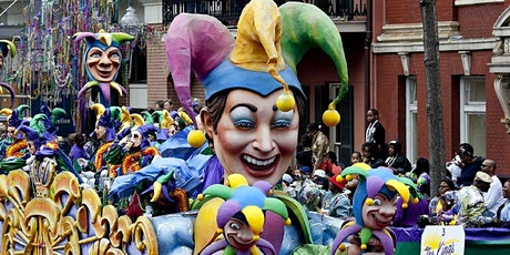 Mardi Gras Bar Crawl - Raleigh tickets