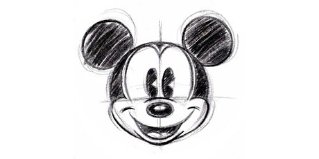 Learn to Sketch Mickey Mouse @2PM In-Person at Young Art Valley Fair tickets