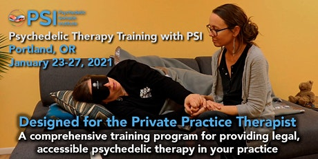 Psychedelic Therapy Training with PSI: Portland, OR tickets