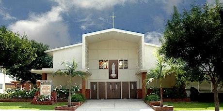 7:30am Mass - Sunday, November 29 tickets