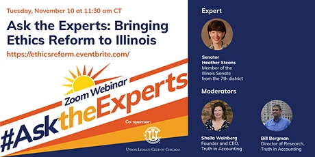 Ask the Experts:  Bringing ethics reform to Illinois tickets
