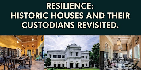 Resilience: Historic Houses of India and their Custodians Revisited tickets