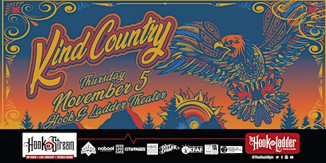Kind Country - HookStream tickets