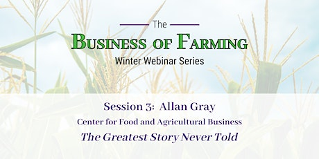 Business of Farming Session 3: Allan Gray, The Greatest Story Never Told tickets