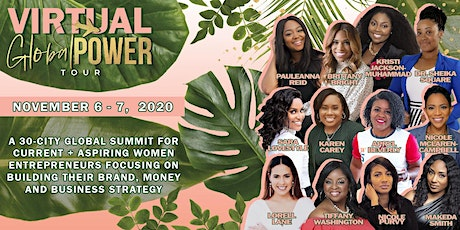 Virtual Global Power Tour November 6-7, 2020 tickets