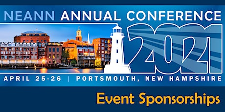 NEANN Annual Conference 2021 - Event Sponsorships tickets
