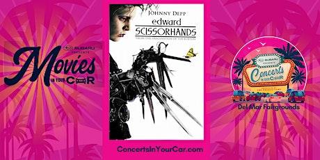 EDWARD SCISSORHANDS - SUBARU Presents Movies In Your Car DEL MAR tickets