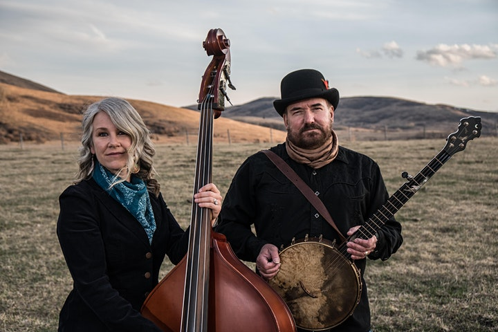 Medicine Hat Folk Music Club presents Over The Moon live via Facebook image