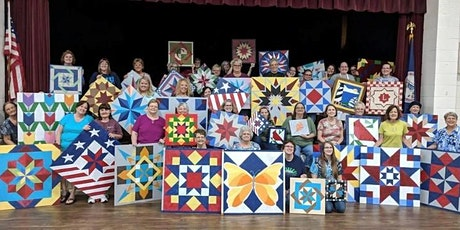 Paint Your Own Barn Quilt-**SOLD OUT tickets