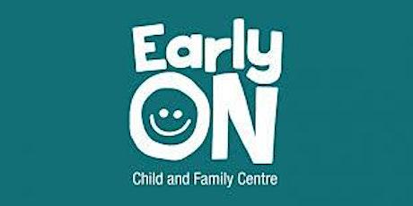 EarlyON Alliston Stay Play & Learn tickets