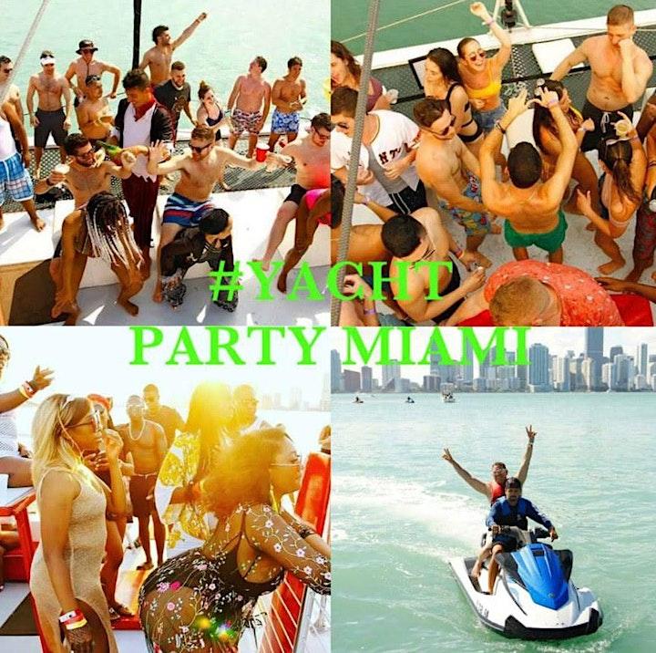 #PARTY BOAT MIAMI image