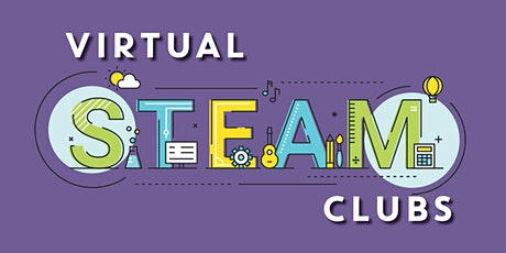 Virtual STEAM Club tickets