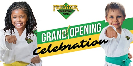 New Expansion Celebration/Grand Opening tickets