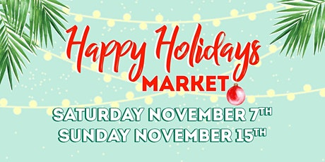 "Aloha Home Market - ""Home for the Holidays"" Market tickets"