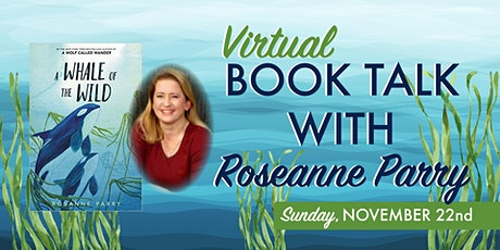Book Talk with Roseanne Parry tickets