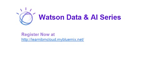Introduction to Watson Assistant for Customer Self Service Chatbot tickets